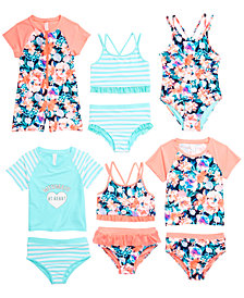 Ideology Toddler Girls Swimwear Mix and Match Separates, Created for Macys'