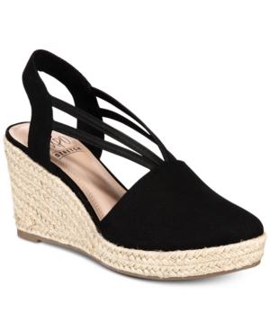 Impo Taedra Espadrille Platform Wedges Women's Shoes