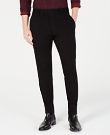 HUGO Hugo Boss Men's Slim-Fit Solid Pants