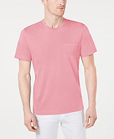 Club Room Men's Cotton Pocket T-Shirt, Created for Macy's