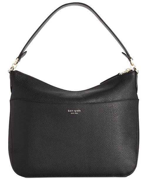 Kate Spade New York Polly Shoulder Bag Reviews Handbags Accessories Macy S