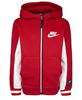 9179961ac7ab Nike Little Boys Air Sueded Fleece Full-Zip Hoodie. Quickview. 2 colors