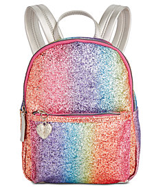 Betsey Johnson Clear Link Backpack