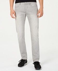 A|X Armani Exchange Men's Slim-Fit Stretch Jeans