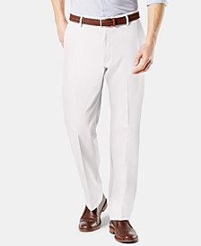 Dockers Men's Signature Lux Cotton Classic Fit Stretch Khaki Pants D3