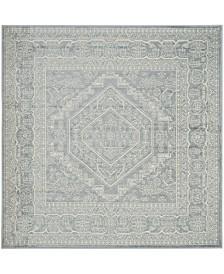 Safavieh Adirondack Slate and Ivory 6' x 6' Square Area Rug