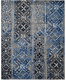 Safavieh Adirondack Silver and Multi 8' x 10' Area Rug