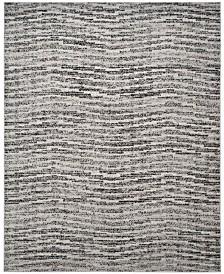 Safavieh Adirondack Black and Silver 8' x 10' Area Rug
