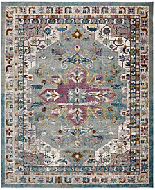 """Safavieh Courtyard Natural and Gold 2'3"""" x 6'7"""" Area Rug"""