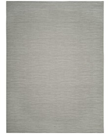 Safavieh Courtyard Light Gray 8' x 11' Sisal Weave Area Rug