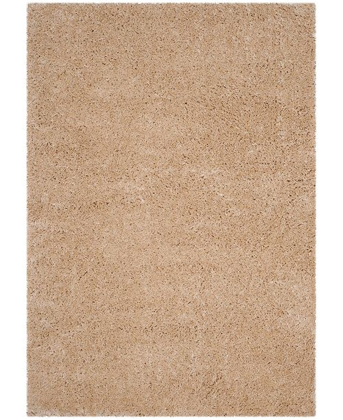 "Safavieh Polar Light Beige 5'1"" x 7'6"" Area Rug"