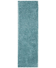 "Safavieh Polar Light Turquoise 2'3"" x 8' Area Rug"