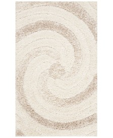 Safavieh Selarmo Cream and Beige 3' x 5' Area Rug