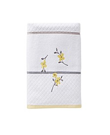 Spring Garden Bath Towel