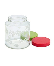 Euro Cuisine GY85 Glass Jar 64oz for Euro Cuisine Yogurt Maker
