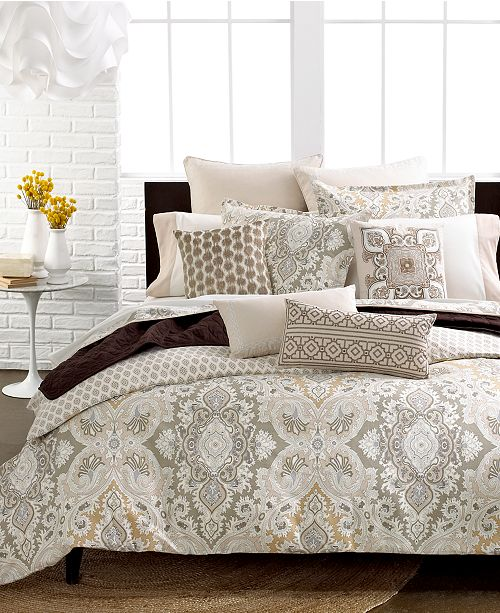 Echo Odyssey Bedding Collection 230 Thread Count 100 Cotton