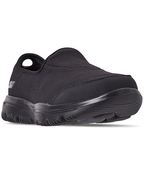 82efcd4d8bf ... Skechers Women s GoWalk Evolution Ultra - Legacy Slip-On Walking  Sneakers from Finish ...