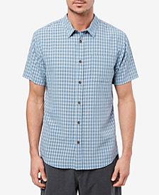 Jack O'Neill Men's Alta Short Sleeve Woven Shirt