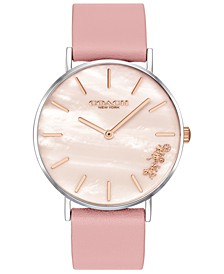 Women's Mother of Pearl Perry Watch, Created for Macy's