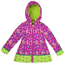 Stephen Joseph All Over Print Raincoat