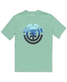 Element Men's Glimpse Logo Graphic T-Shirt