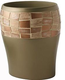Popular Bath Mosaic Wastebasket