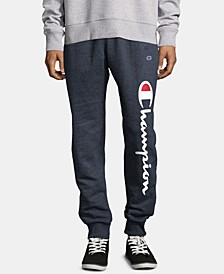 Men's Powerblend Fleece Logo Joggers