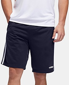 Men's Three-Stripe Shorts