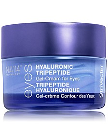 Hyaluronic Tripeptide Gel-Cream For Eyes, 0.5-oz.