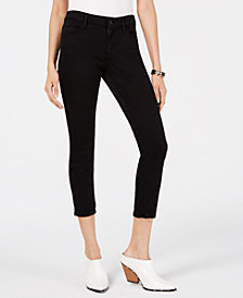 GUESS Sexy Curve Cropped Jeans