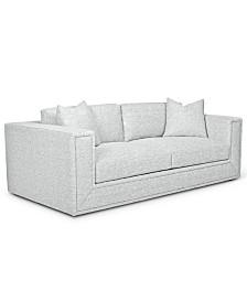 "Dulovo 90"" Fabric Sofa, Created for Macy's"