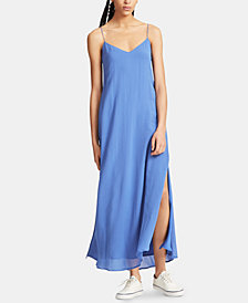 Polo Ralph Lauren Layered A-Line Dress