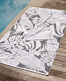 Palm Resort 100% Cotton Beach Towel