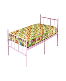 St. Charles Metal Twin Bed