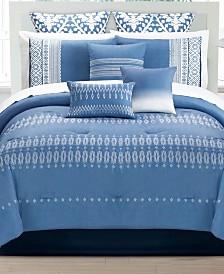 Finnegan 9 Pc Comforter Sets