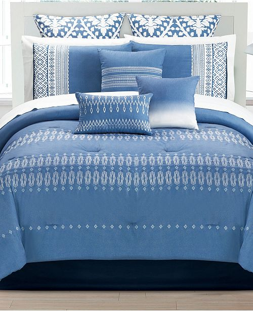 Riverbrook Home Finnegan 9 Pc Comforter Sets