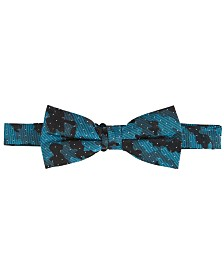 DKNY Big Boys Camo-Print Bow Tie