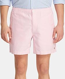 """Polo Ralph Lauren Men's 6"""" E-Waistband Shorts"""