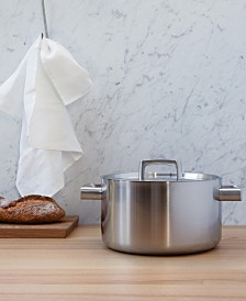 """BergHOFF Ron 10"""" Stainless Steel Covered Stockpot"""