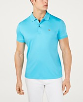 551d1fe4 Lacoste Men's Pima Cotton Soft Touch Polo