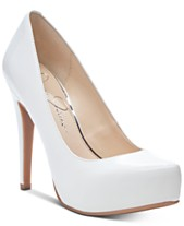 33e26053fb3 Jessica Simpson Parisah Platform Pumps