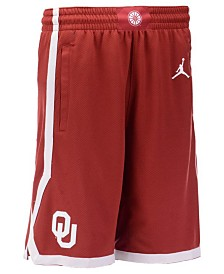 Nike Men's Oklahoma Sooners Replica Basketball Shorts 2018