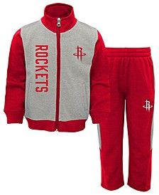 Houston Rockets On the Line Pant Set, Infants (12-24 months)