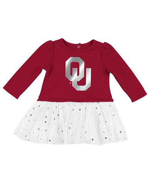 Colosseum Oklahoma Sooners Tutu Dress, Infants (12-24 Months)
