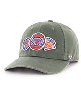 new concept 5e7c3 f4f8c  47 Brand New York Knicks Diamond Patch CLEAN UP MF Cap