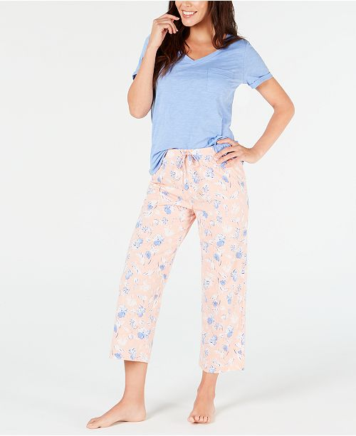 Charter Club Pajama Separates, Created for Macy's
