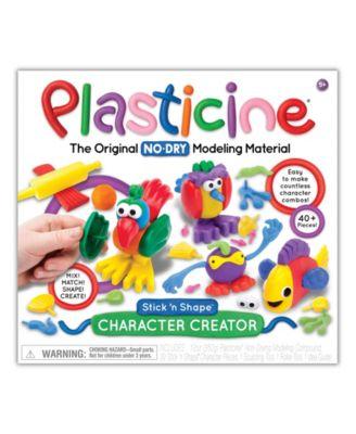 Fundamental Toys Stick 'N Shape Character Creator