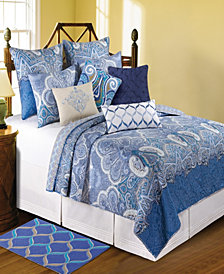Daphne King 3 Piece Quilt Set