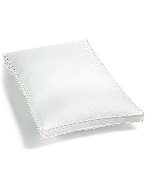 Hotel Collection  Gusseted 300-Thread Count Standard Pillow, Created for Macy's