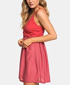 Roxy Juniors' Floral-Print Dress